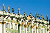 Russia, St Petersburg, winter palace (thumbnail)
