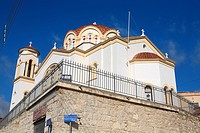 Cyprus, Lefkara, orthodox church