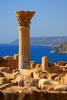 Cyprus, Kourion archaelogical site