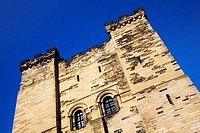 Castle Keep Newcastle Upon Tyne England