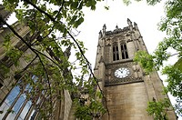 Manchester City Cathedral