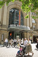 Royal Exchange Theater Manchester
