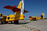 Canadair CL-215 firefighting amphibious aircrafts, Spanish Air Force