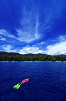 Snorkeling at Kosrae, Caroline Islands, Pacific, Kosrae, Micronesia