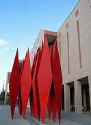 The Anchorage Museum At Rasmuson Center In Anchorage, Alaska, USA