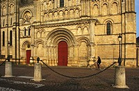 Church of the Holy Cross, Bordeaux, Gironde, Aquitaine, France