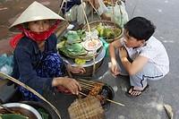 Street Food, Hoi An, Vietnam