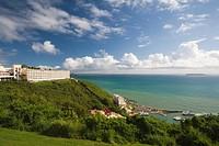 Puerto Rico, East Coast, Fajardo, El Conquistador Resort Hotel.