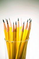 pencils in the pencilbox