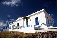 Puerto Rico, North Coast, Arecibo, Arecibo Lighthouse Park, Arecibo Lighthouse, b  1898.