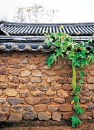 Korean traditional architecture, fence