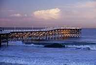 Crystal Pier, Pacific Beach, CA