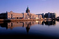 Customs House, Dublin, Ireland