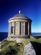 Temple At The Coast, Mussenden Temple, County Derry, Northern Ireland