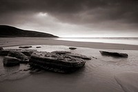Dunraven Bay by Southerndown on the Glamorgan Heritage Coast, Wales
