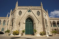 Barbados Parliament Buildings, located at the top of Broad Street, Bridgetown, ´St  Michael´