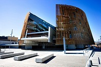 Biomedical Research Building in Barcelona  Spain
