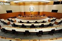 New Mexico State Capitol Santa Fe Senate Chamber