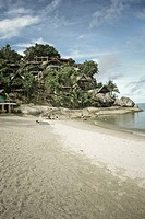 Beach of Ko Phangan, Thailand