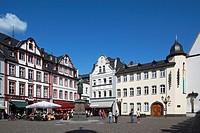 Jesuitenplatz, Koblenz, Rhineland-Palatinate, Germany