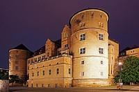 Old Castle, Stuttgart, Baden-Württemberg, Germany