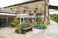 Alternative Technology Centre,Hebden Bridge,West Yorkshire,England