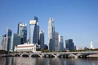 Singapore, City Skyline