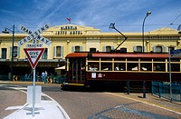 Southern Australia _ Glenelg _ Tramway