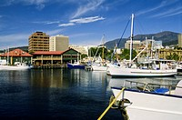 Tasmania _ Hobart _ Harbour
