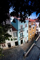 Alfama neighborhood - Lisbon, Portugal