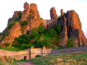 Belogradchik Fortress and Belogradchik Rocks, Belogradchik, Bulgaria