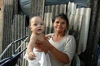 front, child, mother, brazil, person, people