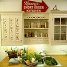 cookery, interior, sink, signs, vegetable, neutral, interiors
