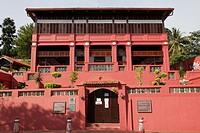 Malaysia, Melaka, Malacca, Islamic Museum, traditional architecture,