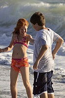 usa, kids, florida, beach, enjoying, children