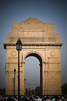War memorial, India Gate, New Delhi, India