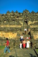 temple, child, buddhist, kid, art, people