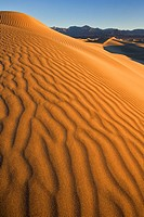 Mesquite Flat Sand Dunes,Death Valley national park