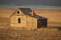 canada, farm, saskatchewan, scenic, house, dilpapidated