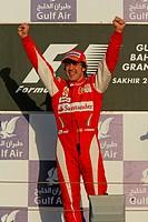 Fernando Alonso, Scuderia Ferrari F10, 14/03/10, Grand Prix, Bahren, Persian Gulf