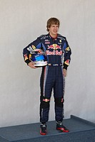 Sebastian Vettel, Red Bull Racing RB 6, Grand Prix, Bahren, Persian Gulf