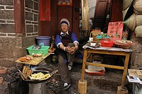 female, food, china, person, people, woman