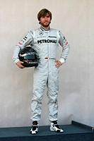 Nick Heidfeld, 14/03/10, Grand Prix, Bahrain, Persian Gulf