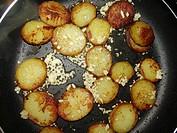 Potatoes, São Paulo, Brazil