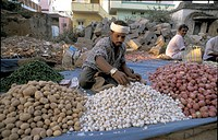 mulbaghal, person, market, village, india, people