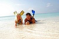 Snorkeling at Maldives, Indian Ocean, Maldives