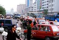 jam, person, traffic, environment, 3471, people