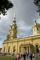 cathedral, person, paul, peter, russia, people