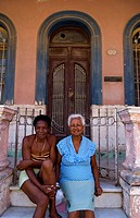 people havana capitol city cuba local portraits