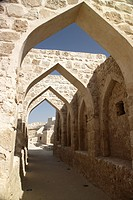 Bahrain, Bahrain Fort, Unesco World Heritage Site
